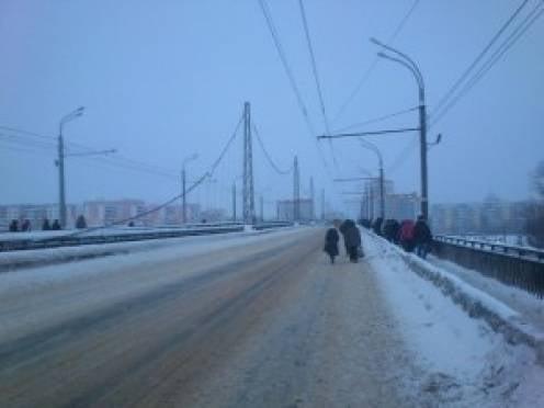 Химмашевский мост в Саранске будет закрыт до марта
