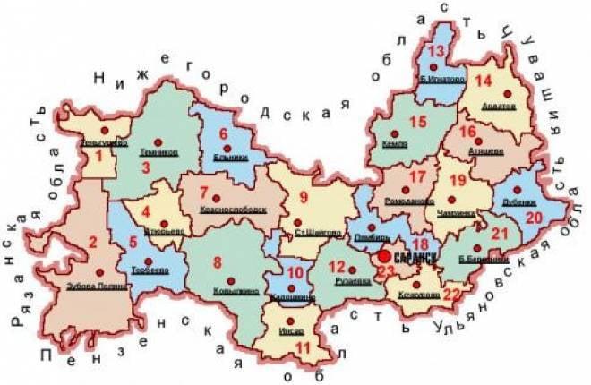 Первый географический атлас Мордовии вышел в свет в преддверии Тысячелетия
