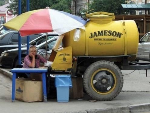 Уличную торговлю в Саранске поднимут на новый уровень