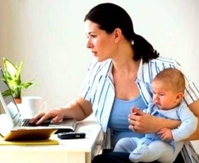 В Мордовии намерены доказать, что младенец и работа совместимы