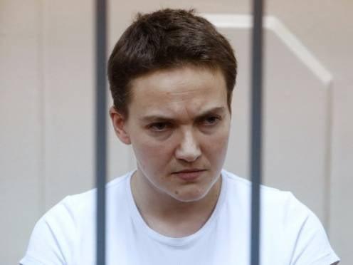 Савченко могут отправить в мордовскую колонию