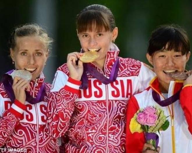 Елена Лашманова  и Ольга Каниськина  (Мордовия) взяли высшие награды Олимпиады на «двадцатке»