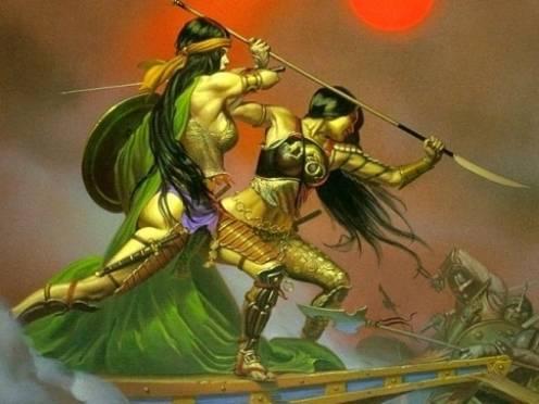 Саранские «амазонки» избили и ограбили кавалера