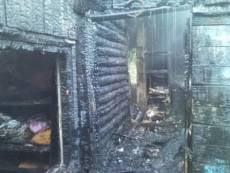 В пожаре погибли два жителя Мордовии