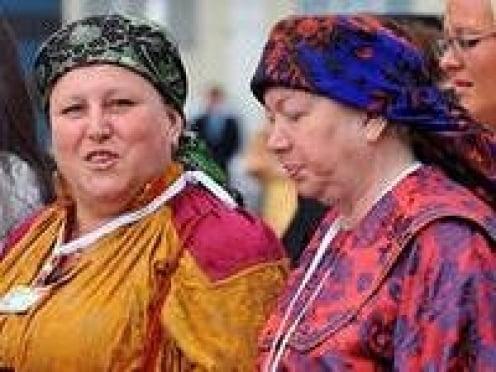 В Мордовии прошел V съезд финно-угорских народов России