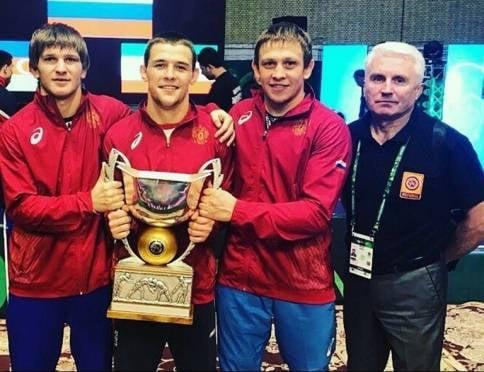 Борцы из Мордовии стали обладателями Кубка мира