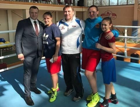 Мордовская спортсменка побила всех соперниц на ринге в Московской области