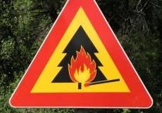 В двух районах Мордовии ожидается высший класс пожарной опасности