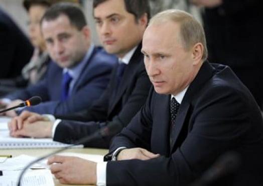 Владимир Путин пообещал ежемесячное пособие семьям Мордовии с тремя и более детьми