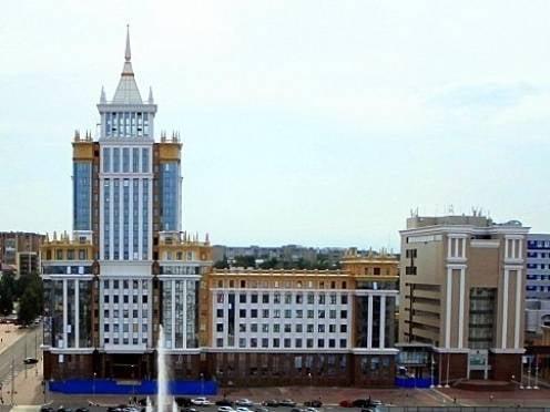 На одно бюджетное место в университете Мордовии - два претендента