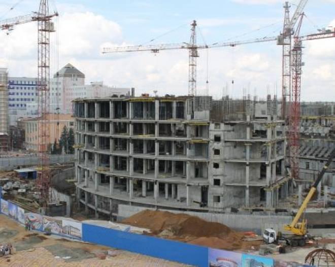 Возведение новостроек Тысячелетия в Саранске будет продолжено