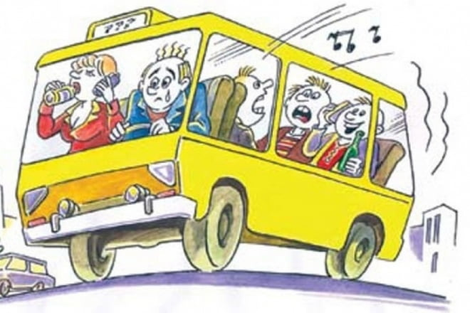 Полиция обещает проверить сотни автобусов и маршруток в Мордовии