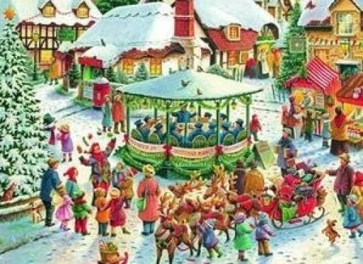 В Саранске пройдёт предновогодняя ярмарка