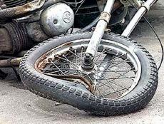В Мордовии школьник на мотоцикле влетел в УАЗ