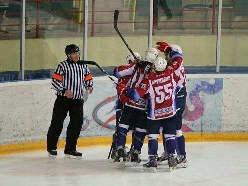 ХК «Мордовия» начал сезон с победы