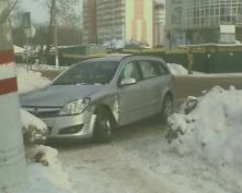 В Саранске в ДТП пострадал ребенок