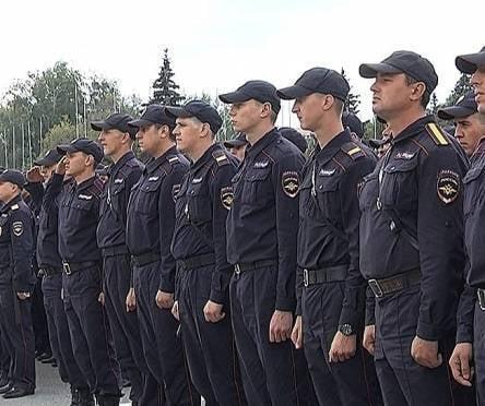 Полицейские Мордовии перешли на усиленный вариант несения службы