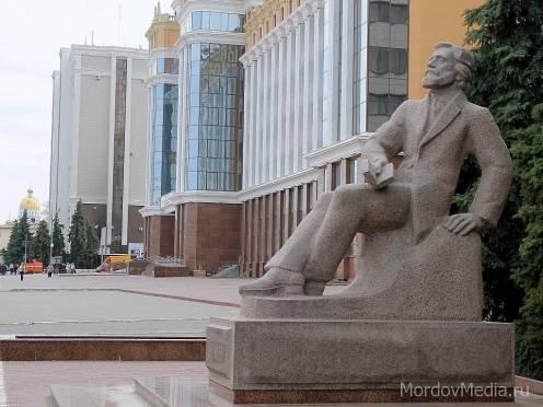 Открытие нового корпуса мордовского университета перенесли