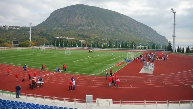 Команда школьников из Мордовии борется за звание самой физкультурной в стране