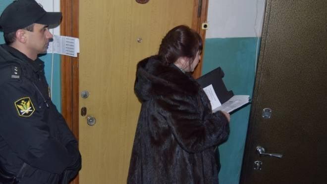 В Саранске судебные приставы придут домой к должникам