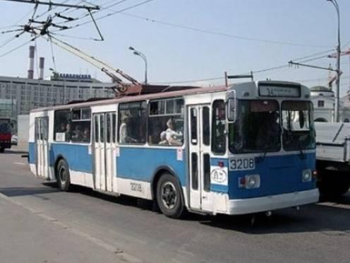 В Саранске водитель троллейбуса травмировал своего кондуктора