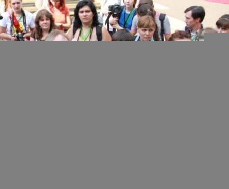 В Саранске побывал один из лучших фотографов Европы Александрас Бабичус