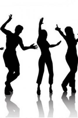 В ритме танца постер