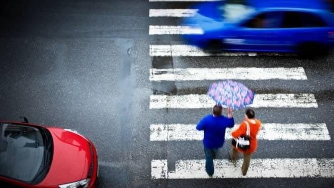 В России увеличили штраф для водителей за неуважение к пешеходам