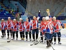 ХК «Мордовия» добыл первый трофей в сезоне