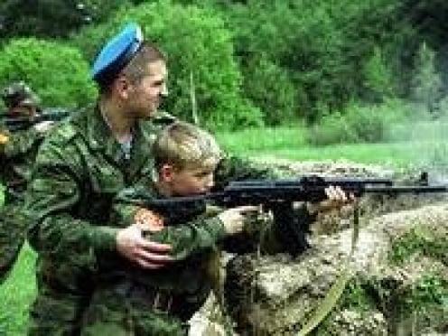 Школьники Мордовии незаконно проходили военную подготовку