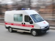 Вчера в Мордовии произошло два тройных столкновения автомобилей