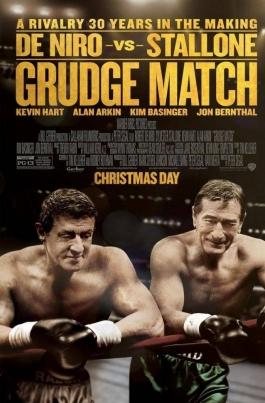Забойный реваншGrudge Match постер