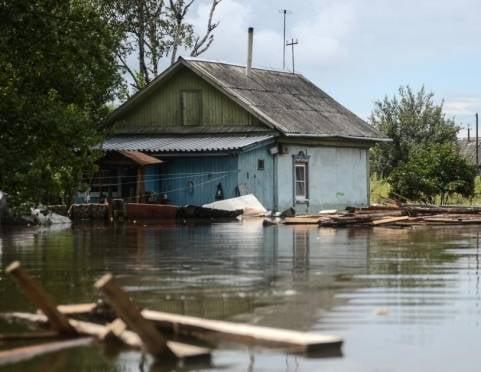Жителям Саранска напомнили, как действовать во время подтопления