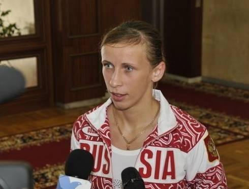 Елена Савельева — победительница международного турнира по боксу