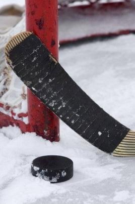 Первенства России по хоккею с шайбой среди младших юношей 2001 г.р. постер