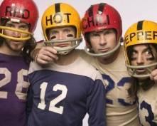 «МегаФон»: почувствуй себя солистом Red Hot Chili Peppers