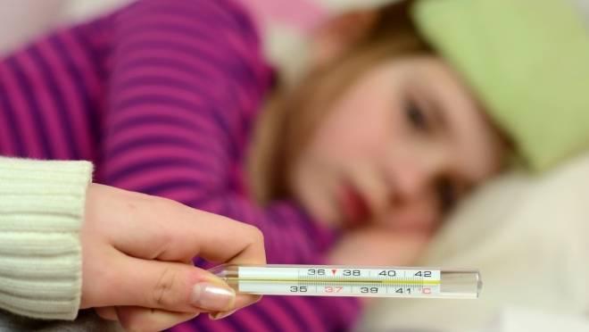В Мордовии заболеваемость ОРВИ медленно ползёт вверх