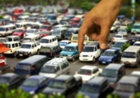 В Саранске появится огромная парковка