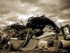Житель Ковылкино сдал чужой гараж на металлолом
