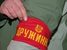 Следить за порядком в Саранске полицейским помогут дружинники-чиновники