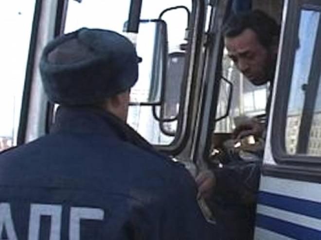 В Мордовии автобусы - в зоне особого внимания гаишников