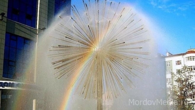 В Саранске обсудили режим работы фонтанов