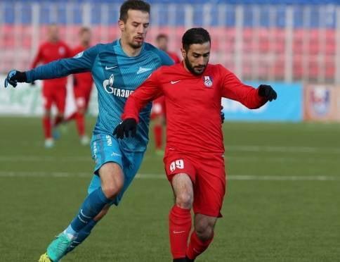 Футбольная «Мордовия» расстается с Саркисовым
