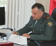 Замначальника УФСКН Мордовии назначен на новую должность