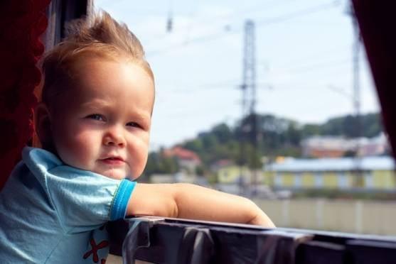 Свидетельство о рождении ребенка можно не брать в путешествие по железной дороге