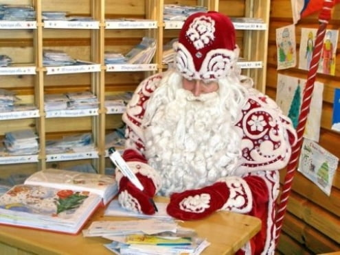 Дед Мороз принимает заявки от жителей Мордовии