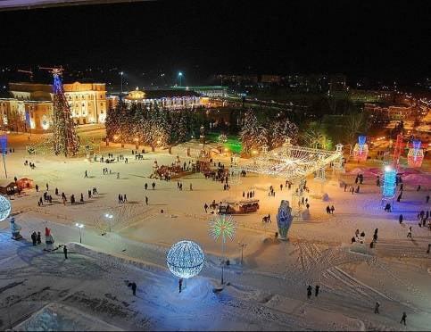 После новогоднего салюта жителей Саранска развезут по домам