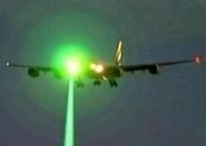 В Мордовии злоумышленники чуть не ослепили пилотов самолета