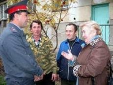 В Мордовии продолжают искать лучшего участкового