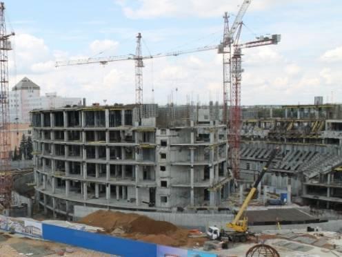 В Саранске возобновятся работы на стройках Тысячелетия